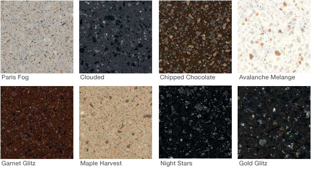 Wilsonart Solid Surface Announces 2013 Colors