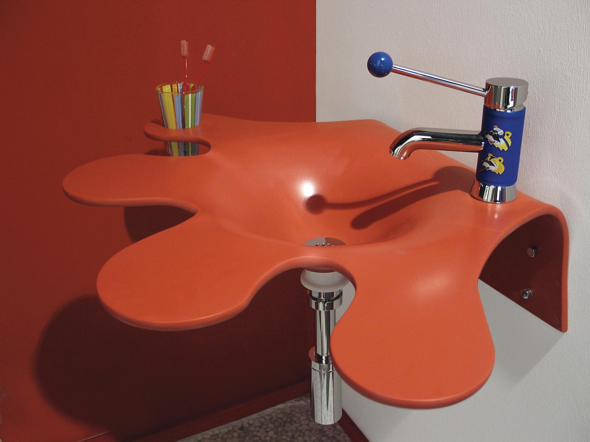 Custom Corian Sink