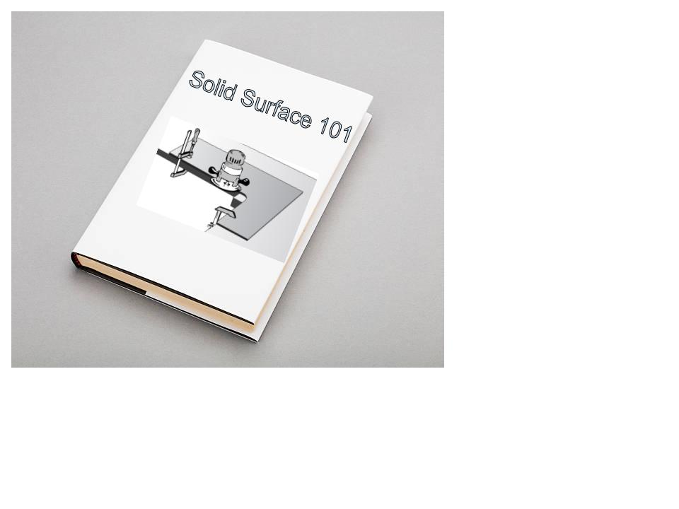 pid186 - Solid Surface 101 Hand Book
