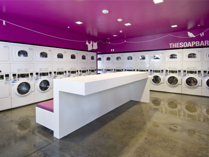 Commercial Laundry Avonite Surfaces Solid Surface