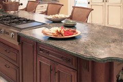 Residential Kitchen, Mystera Solid Surface