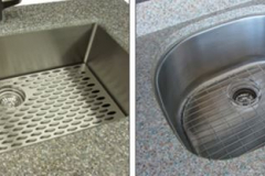 Solid Surface Sinks and Accessories