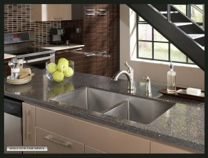 Karran Stainless Steel Seamless Undermount Double Kitchen Sink