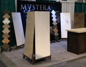 Mystera Booth at KBIS 2014