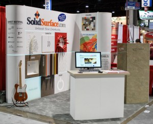 SolidSurface.com Display Booth