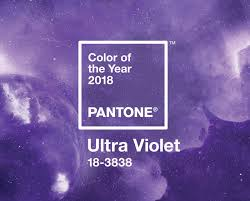 Pantone's Color of the Year - Ultra Violet